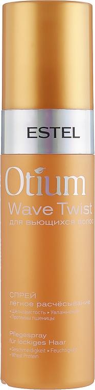 """Спрей для вьющихся волос """"Легкое расчесывание"""" - Estel Professional Otium Wave Twist"""