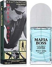 Духи, Парфюмерия, косметика Beautimatic Mafia Boss - Туалетная вода