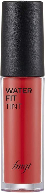 Блеск для губ - The Face Shop Water Fit Lip Tint