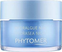 Духи, Парфюмерия, косметика Увлажняющий ночной крем для лица - Phytomer Hydrasea Night Plumping Rich cream
