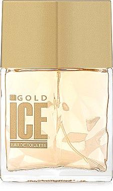 Delta Parfum Ice Gold - Туалетная вода (тестер с крышечкой)