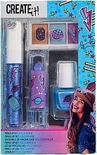 Духи, Парфюмерия, косметика Набор детской косметики - Create It! Galaxy Make-Up Set