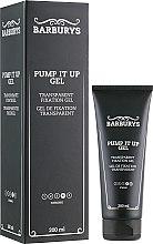 Духи, Парфюмерия, косметика Гель прозрачный сильной фиксации - Barburys Pump It Up Gel