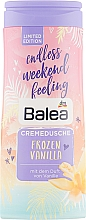 """Духи, Парфюмерия, косметика Крем-гель для душа """"Frozen Vanilla"""" - Balea Cremedusche"""