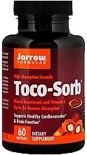 Духи, Парфюмерия, косметика Смесь токотриенолов и витамина Е - Jarrow Formulas Toco-Sorb