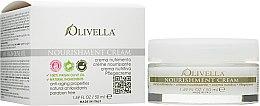 Духи, Парфюмерия, косметика Питательный крем для лица - Olivella Nourishment Cream