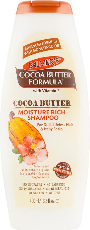 Увлажняющий шампунь с маслом какао - Palmer's Cocoa Butter Formula Shampoo