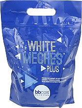 Осветляющая пудра, пакет - BBcos White Meches Plus Bleaching Powder — фото N4