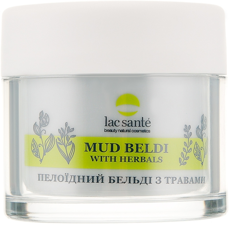 Пелоидный бельди-скраб с травами - Lac Sante Mud Beldi