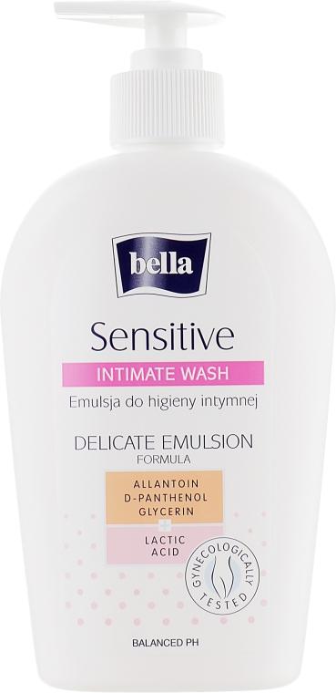 Эмульсия для интимной гигиены - Bella Sensitive — фото N1