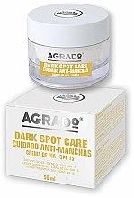 Увлажняющий крем для ухода от черных точек и темных пятен - Agrado Dark Spot Care Cream — фото N1