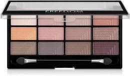 Духи, Парфюмерия, косметика Палетка теней для век - Freedom Makeup London Pro 12 Eyeshadow Palette