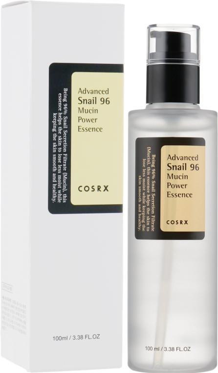 Cosrx Advanced Snail 96 Mucin Power Essence - Эссенция с муцином улитки: купить по лучшей цене в Украине | Makeup.ua