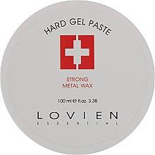 Духи, Парфюмерия, косметика Паста для выделения отдельных прядей сильной фиксации - Lovien Essential Styling Hard Gel Paste