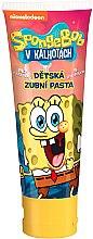 Духи, Парфюмерия, косметика Детская зубная паста - VitalCare Sponge Bob Toothpaste