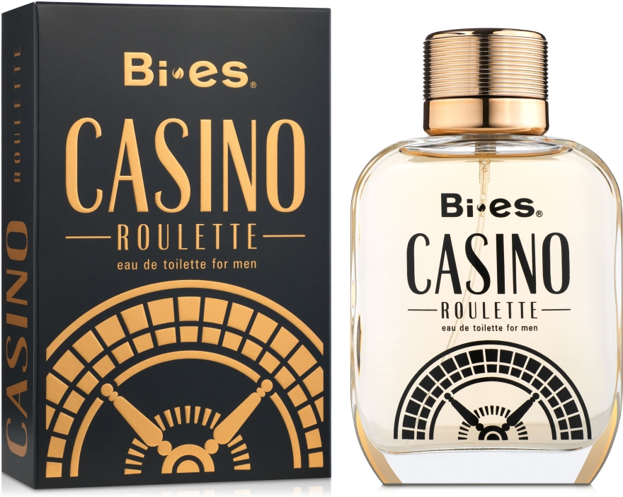 Bi-Es Casino Roulette - Туалетная вода