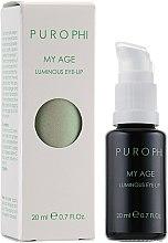 Духи, Парфюмерия, косметика Антивозрастное средство для кожи вокруг глаз и губ - Purophi My Age Luminous Eye-Lip