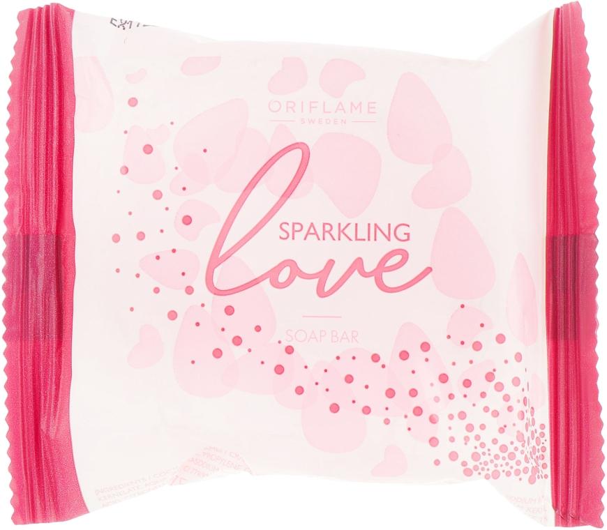 Мыло - Oriflame Sparkling Love Soap Bar