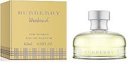 Духи, Парфюмерия, косметика Burberry Weekend For Women - Парфюмированная вода (мини)