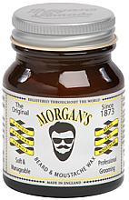 Духи, Парфюмерия, косметика Воск для усов и бороды - Morgan`s Beard And Moustache Wax