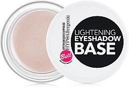 Парфумерія, косметика База під тіні для повік - Bell Hypo Allergenic Lightening Eyeshadow Base