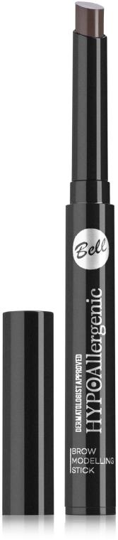 Воск для бровей моделирующий - Bell Hypo Allergenic Brow Modelling Stick — фото N1