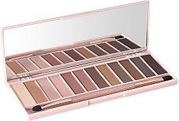 Духи, Парфюмерия, косметика Палетка теней для век, 12 цветов - Peggy Sage Eye Shadows Palette Nude Shades