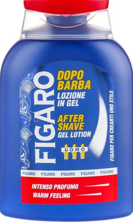 Гель-лосьон после бритья - Mil Mil Figaro After Shave Gel Lotion