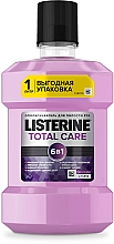 """Ополаскиватель для полости рта """"6 в 1 для комплексной защиты"""" - Listerine Total Care — фото N10"""
