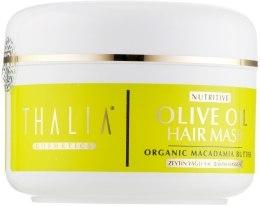 Духи, Парфюмерия, косметика Питательная маска для волос c оливковым маслом - Thalia Anti Hair Loss Mask