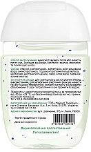 "Антибактериальный гель для рук ""Green apple"" - SHAKYLAB Anti-Bacterial Pocket Gel — фото N2"