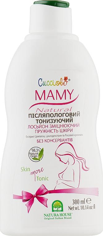 Лосьон для тела тонизирующий - Natura House Cucciolo Mamy Lotion