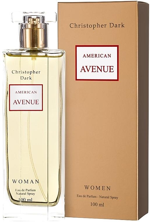 Christopher Dark American Avenue - Парфюмированная вода