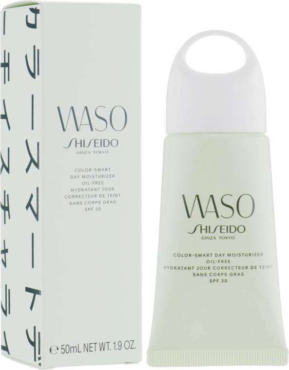 """Смарт-крем """"Увлажнение"""" - Shiseido Waso Cream"""