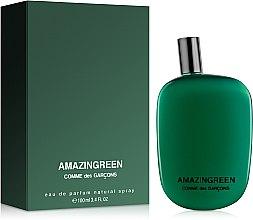 Духи, Парфюмерия, косметика Comme des Garcons Amazingreen - Парфюмированная вода