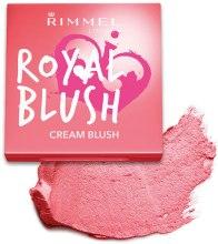 Кремовые румяна - Rimmel Royal Blush Cream Blush — фото N2