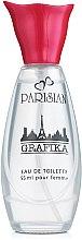 Духи, Парфюмерия, косметика Parisian Grafika - Туалетная вода
