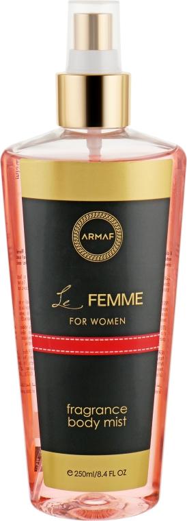 Armaf Le Femme Body Spray - Спрей для тела