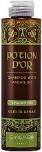 Духи, Парфюмерия, косметика Шампунь с аргановым маслом - Sinergy Potion D'or Argan Oil Shampoo