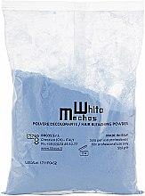 Осветляющая пудра, пакет - BBcos White Meches Plus Bleaching Powder — фото N3