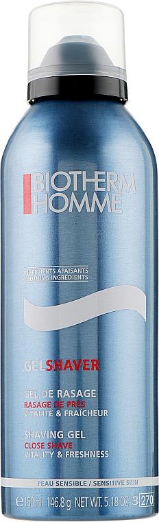 Гель для бритья - Biotherm Homme Gel Shaver