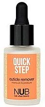 Духи, Парфюмерия, косметика Средство для удаления кутикулы - NUB Quick Step Cuticle Remover