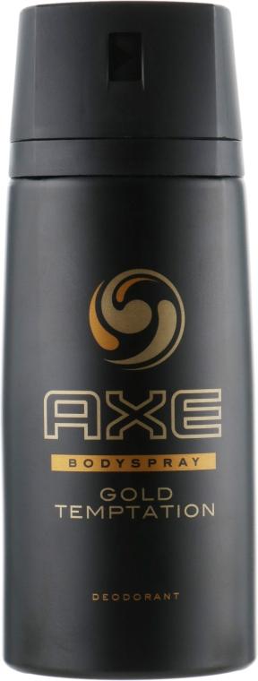Антиперспірант-аерозоль - Axe Deodorant Bodyspray Gold Temptation — фото N4