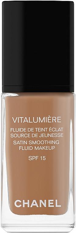 Тональный флюид - Chanel Vitalumiere Fluide De Teint Eclat