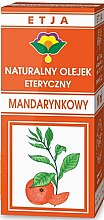 Духи, Парфюмерия, косметика Натуральное эфирное масло мандарина - Etja Natural Oil