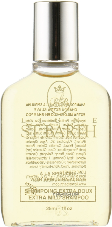 Экстрамягкий шампунь - Ligne St Barth Extra Mild Shampoo