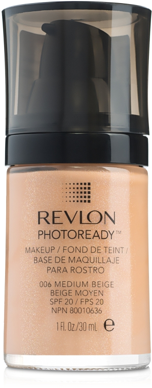 Тональный крем - Revlon PhotoReady Airbrush Effect SPF 20
