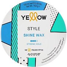 Духи, Парфюмерия, косметика Воск для волос - Yellow Style Shine Wax