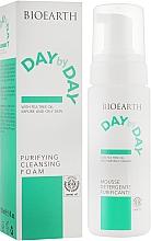 Духи, Парфюмерия, косметика Пенка для умывания на основе чайного дерева - Bioearth Day by Day Clarifying Cleansing Mousse