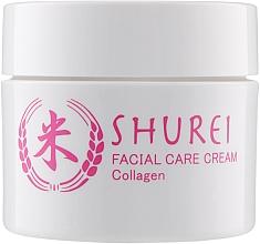 Духи, Парфюмерия, косметика Регенерирующий лифтинг-крем для лица с коллагеном - Shurei Facial Care Cream Collagen